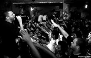 Em ação em Salvador