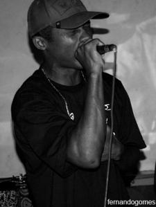 Formado pelos MC's Man-duim, Diego 157 e Spok, o 157 Nervoso apresentou um repertório composto em sua maioria por músicas do recém-lançado disco A Cria Rebelde.