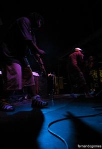 Ainda houve espaço para a participação dos MC's do grupo Otra Vidda, que dividiram o mic com Blequimobiu, antes da Versu2 encerrar sua apresentação com o hit Pra fazer o que gosta, dono de uma base irresistível.